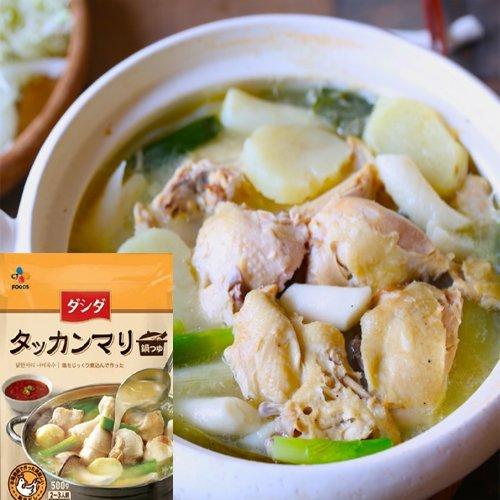 【韓国風味】タッカンマリ鍋つゆ500g