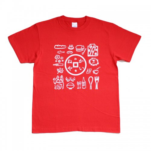 かいねや加賀オリジナルTシャツ【B】