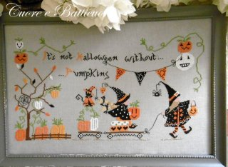 NON E HALLOWEEN SENZA ZUCCHE(かぼちゃのないハロウインなんて)