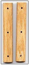 9インチサイドバー(約23cm)2つ穴 2本1組