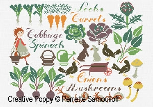AUTUMN VEGETABLE PATCH
