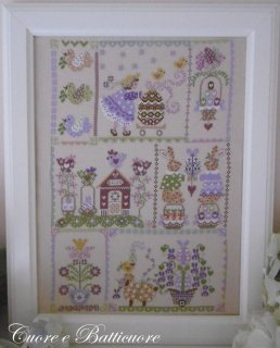 EASTER IN QUILT