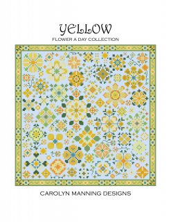 YELLOW - FLOWER A DAY