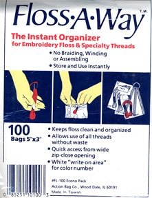 FLOSS-A-WAY (糸収納袋)