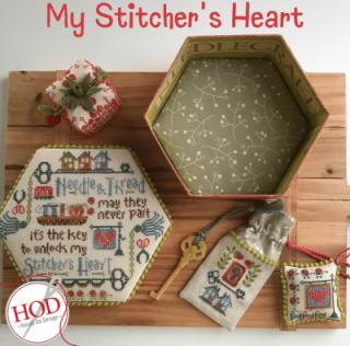 MY STITCHER'S HEART