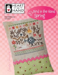 BIRD IN THE HAND: SPRING(花チャーム付)
