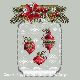 CHRISTMAS ORNAMENT SNOW GLOBE