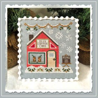 SNOW VILLAGE 10 - ICED COFFEE CAFE お取り寄せ