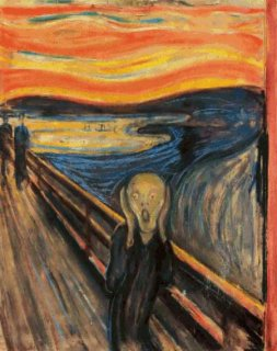 THE SCREAM (EDVARD MUNCH)<img class='new_mark_img2' src='https://img.shop-pro.jp/img/new/icons55.gif' style='border:none;display:inline;margin:0px;padding:0px;width:auto;' />