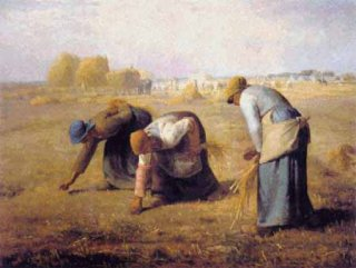 THE GLEANERS - JEAN FRANCOIS MILLET<img class='new_mark_img2' src='https://img.shop-pro.jp/img/new/icons55.gif' style='border:none;display:inline;margin:0px;padding:0px;width:auto;' />
