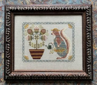 SPRING SQUIRREL  お取り寄せ