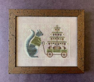 WINTER SQUIRREL  お取り寄せ