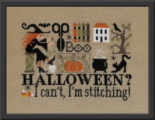 <img class='new_mark_img1' src='https://img.shop-pro.jp/img/new/icons1.gif' style='border:none;display:inline;margin:0px;padding:0px;width:auto;' />Halloween?  I can't, I'm stitching!  お取り寄せ