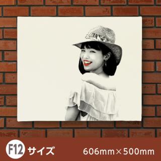 デザインキャンバス-50'sポップアート風-【F12】