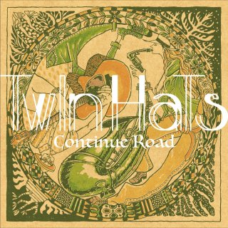 TwIn HaTs 1stフルアルバム『Continue Road』