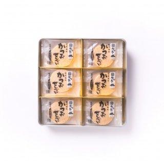 【送料込み】かつおせんべい(缶72枚入)