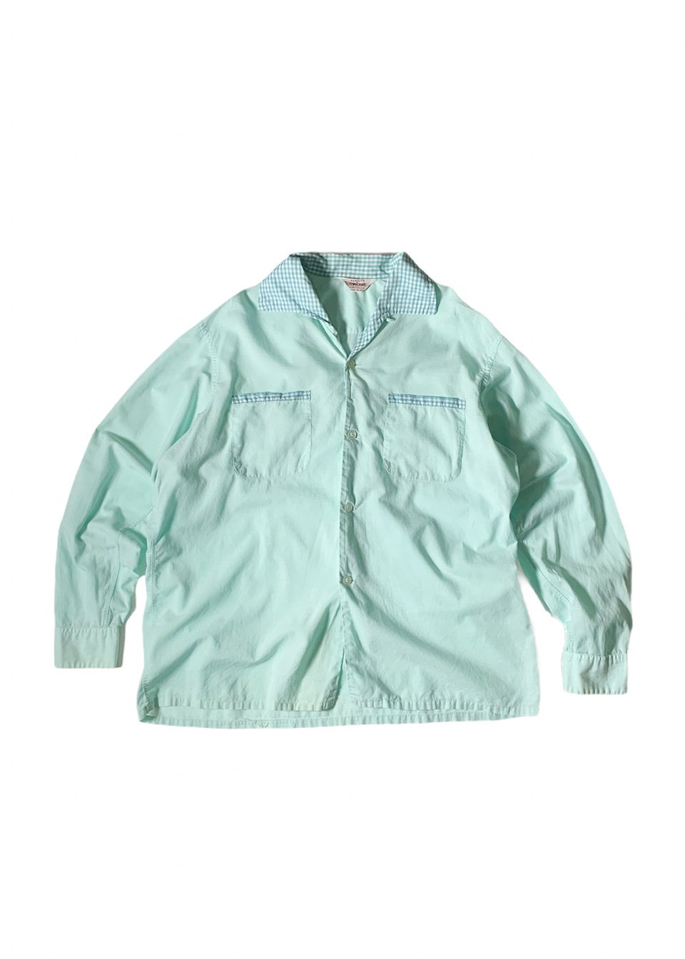 """PENNY'S TOWNCRAFT"" Pajama L/S Shirt"