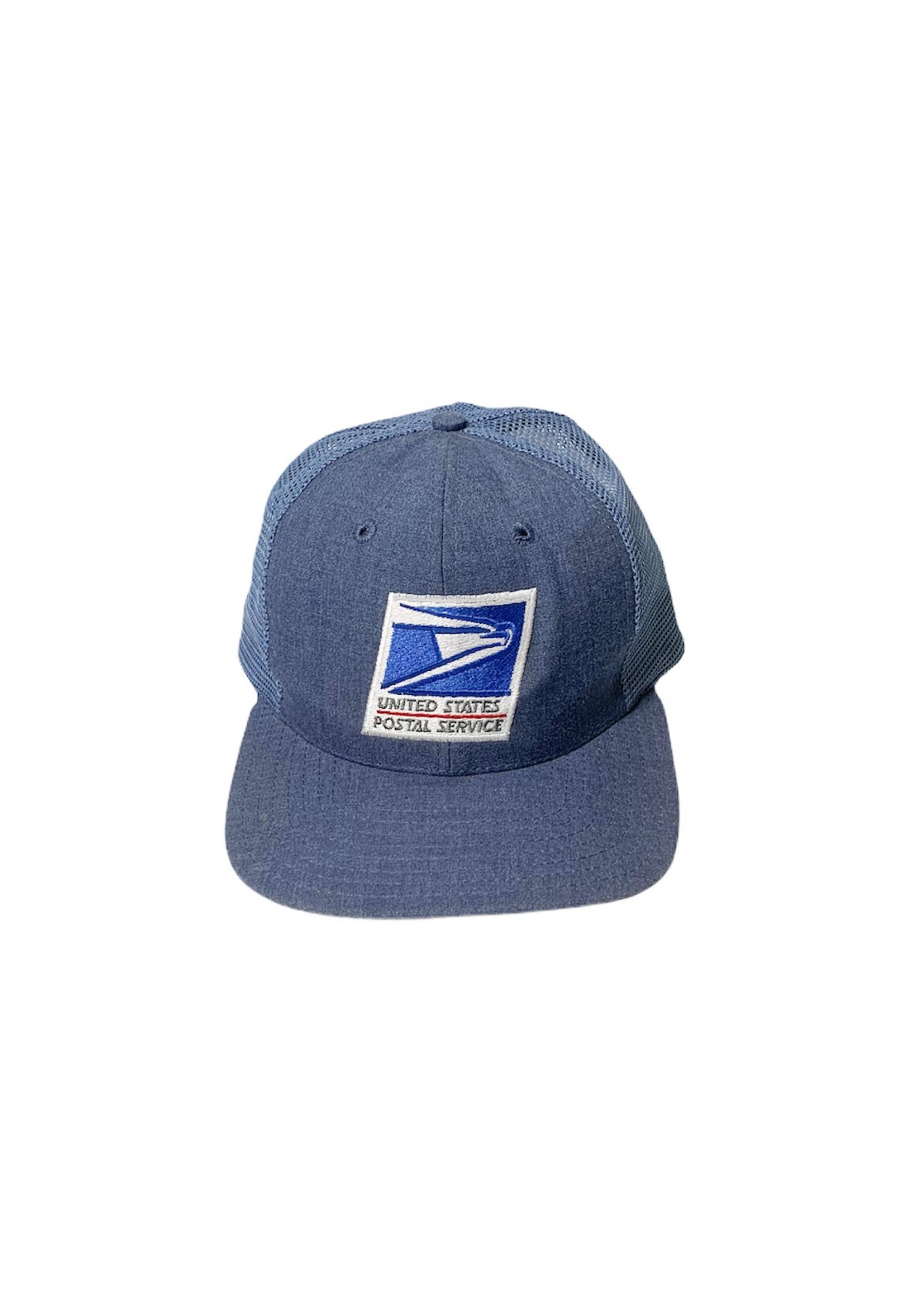"""Made in USA """"USPS"""" Meshed Cap"""