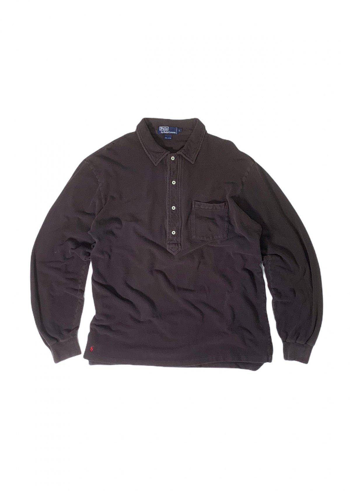 """Polo Ralph Lauren"" L/S Polo Shirt"