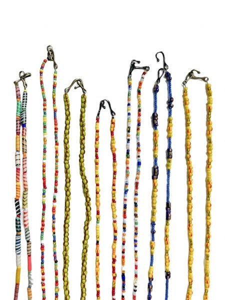 "I&I STORE Original ""Kujitia"" African beads necklace"