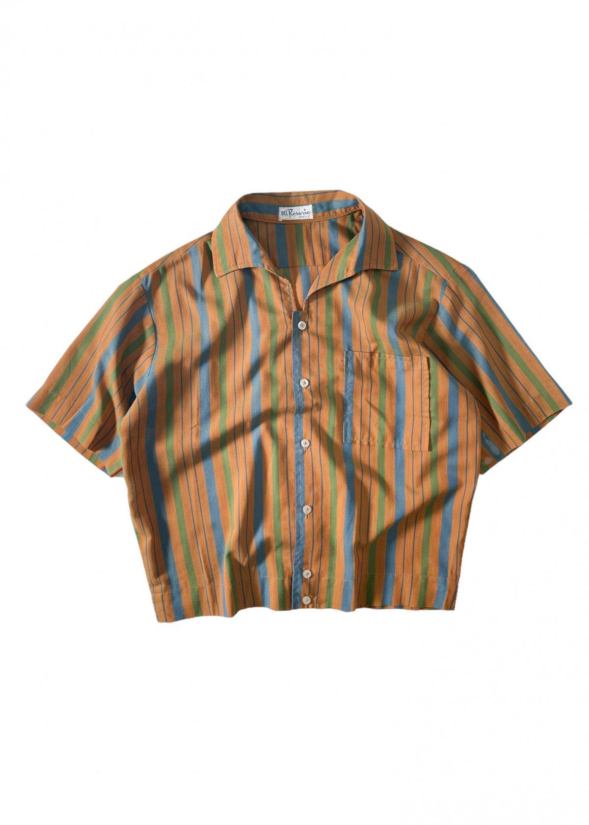 DEL Rosario Italian Collar S/S Shirt