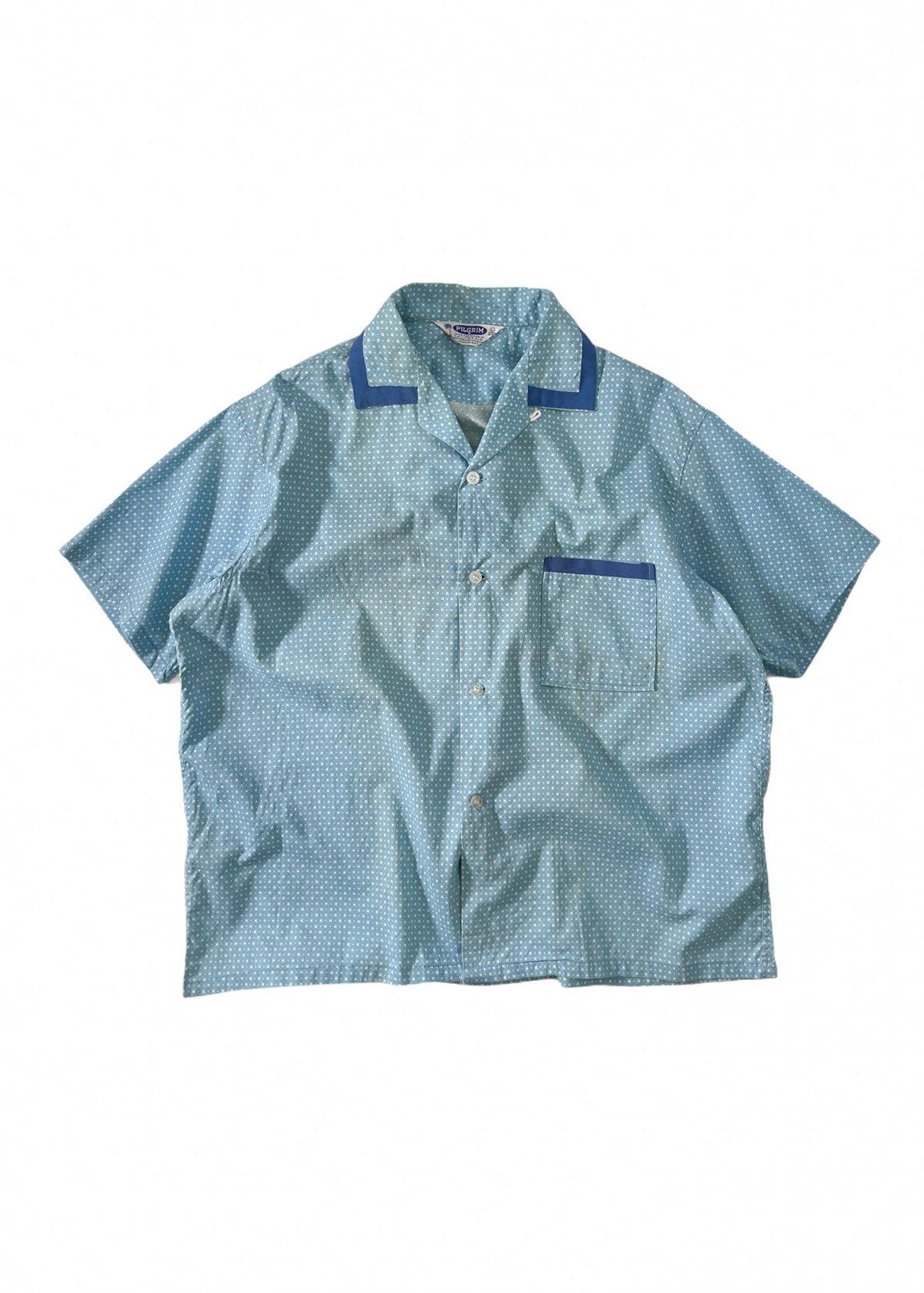 50's PILGRIM Design S/S Shirt