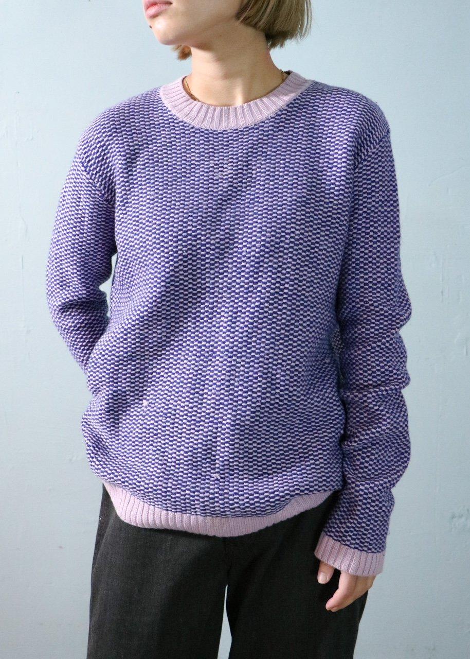 JIL SANDER NAVY Knit Sweater