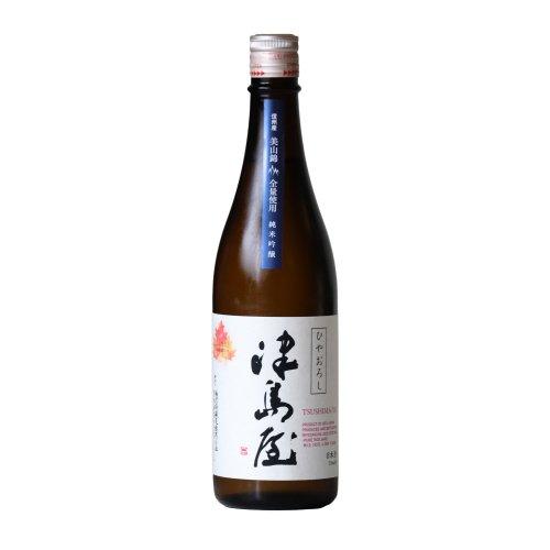 津島屋 純米吟醸 美山錦 瓶囲い 720ml