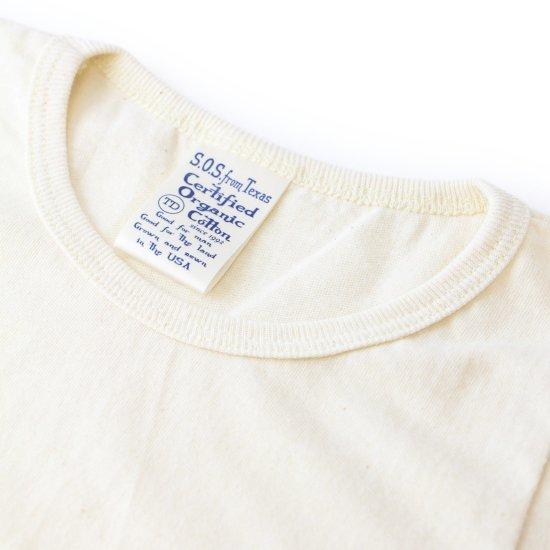 Short Sleeve Baby Tee Natural