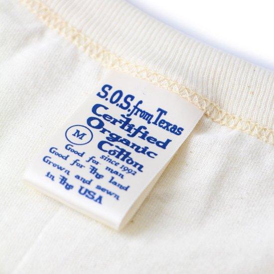 S.O.S. from Texas×GRATEFUL DEAD Short Sleeve Crew Tee