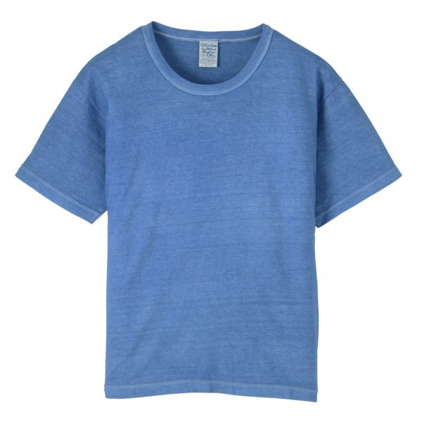 Short Sleeve Crew Tee Ai Dyed Navy