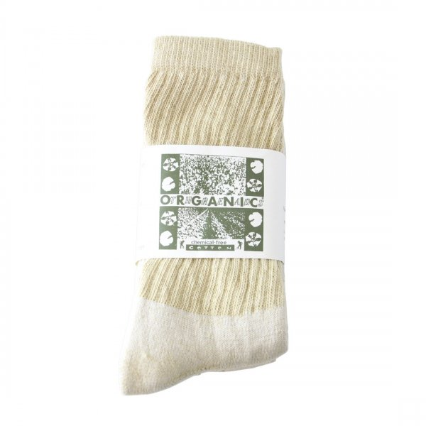 ORGANIC THREADS Regular Crew 3Pack Green