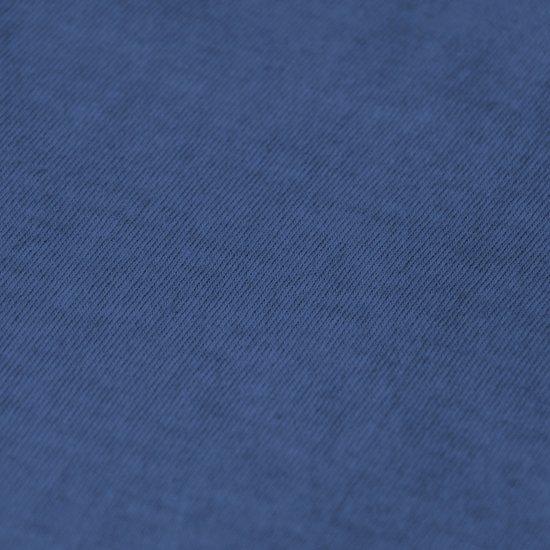 Ai Dyed Short Sleeve Crew Tee Navy