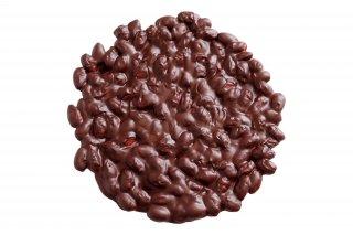 Round Chocolat Dominica 58% Almond