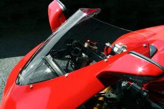 オプティカル ウインドスクリーン for Ducati 1198 / 1098 / 848