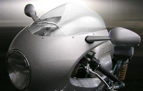 オプティカル ウインドスクリーン for Ducati Paul Smart / Sport 1000S