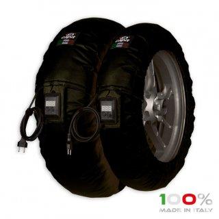 Capit タイヤウォーマー スープレマ for Super Bike サイズ (SBKサイズ) / Super Sport サイズ 前後セット ファイヤープルーフ (耐熱仕様)