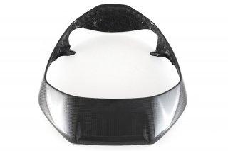 カーボン ヘッドライトフェアリング