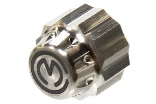 DBT Design CNC ビレット チタニウムエアバルブキャップ 1 pcs