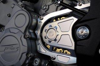 CNC ビレット ドライブスプロケットカバー