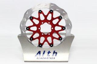 Alth フローティング ステラ フロント ブレーキディスク