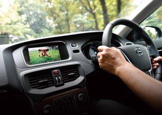 core dev TVC for VOLVO<br> RTI-Navigation System