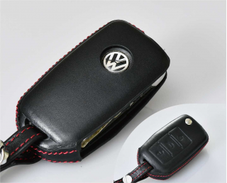 Leather Key Cover(Type-D)