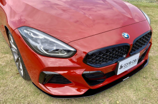 Produced by Next innovation<br>for BMW Z4 sDrive20i M Sport / M40i (G29)<br>Front Splitter/グロスブラック5�
