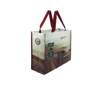 <img class='new_mark_img1' src='https://img.shop-pro.jp/img/new/icons15.gif' style='border:none;display:inline;margin:0px;padding:0px;width:auto;' />Volkswagen SHOPPER BAG<br>BRISA : VW T1 BUS SHOPPER BAG HIGHWAY 1