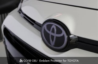 <img class='new_mark_img1' src='https://img.shop-pro.jp/img/new/icons15.gif' style='border:none;display:inline;margin:0px;padding:0px;width:auto;' />core OBJ Emblem Protector for TOYOTA GR SUPRA (A90)