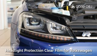 <img class='new_mark_img1' src='https://img.shop-pro.jp/img/new/icons15.gif' style='border:none;display:inline;margin:0px;padding:0px;width:auto;' />core OBJ Headlight Protection Clear Film for Volkswagen