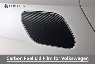 <img class='new_mark_img1' src='https://img.shop-pro.jp/img/new/icons15.gif' style='border:none;display:inline;margin:0px;padding:0px;width:auto;' />core OBJ Carbon Fuel Lid Film for Volkswagen