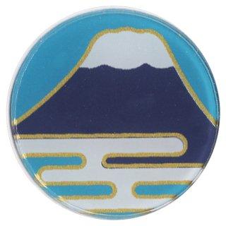 蒔絵マスクチャーム「WAKUPITA(わくぴた)」 単品 �富士山