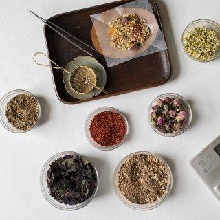 オーダーメイド薬膳茶(5-6種類)
